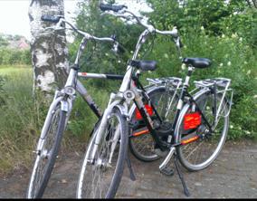 7 versn fiets
