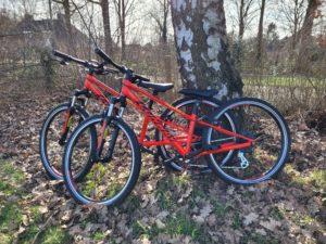 "Kleine Mountainbike 24"""